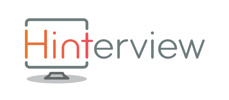 Hinterview Logo